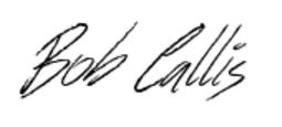 Bobs signature